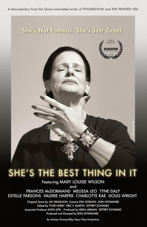 affiche She's The Best Thing in It