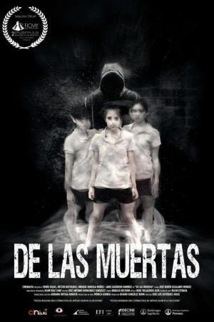 affiche De las muertas