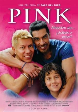 affiche Pink... El rosa no es como lo pintan