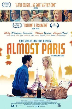 affiche Almost Paris