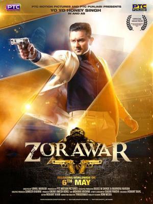 affiche Zorawar