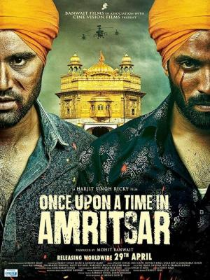 affiche Once Upon a Time in Amritsar
