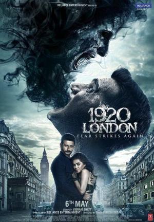affiche 1920 London