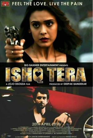 affiche Ishq Tera