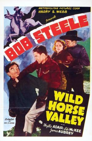 affiche Wild Horse Valley