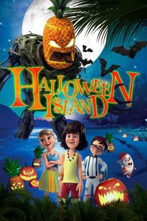 affiche Halloween Island