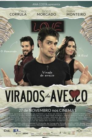 affiche Virados do Avesso