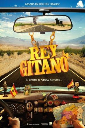 affiche Rey gitano