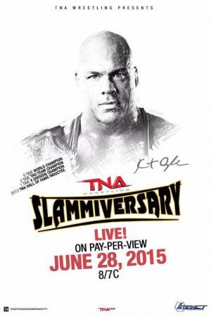 affiche TNA Slammiversary XIII