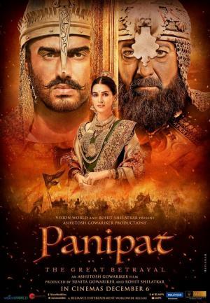 affiche Panipat