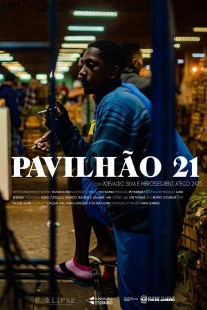 affiche Pavilhão 21