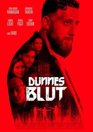 affiche Dünnes Blut
