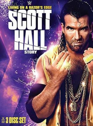 affiche Living On A Razor's Edge - The Scott Hall Story