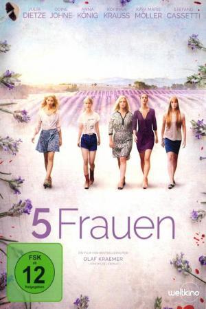 affiche 5 Frauen