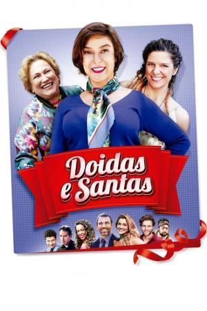 affiche Doidas e Santas