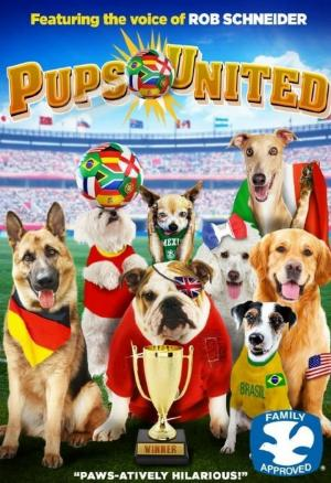 affiche Pups United