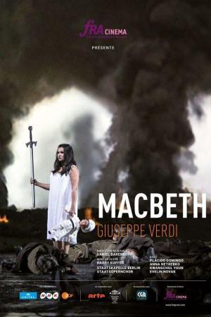 affiche Verdi: Macbeth