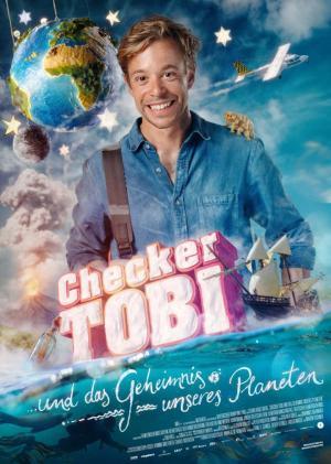 affiche Checker Tobi und das Geheimnis unseres Planeten
