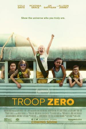 affiche Troop Zero