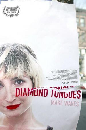 affiche Diamond Tongues