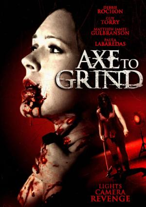 affiche Axe to Grind