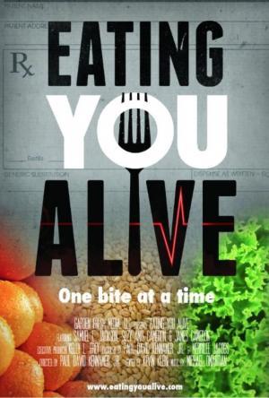 affiche Eating You Alive