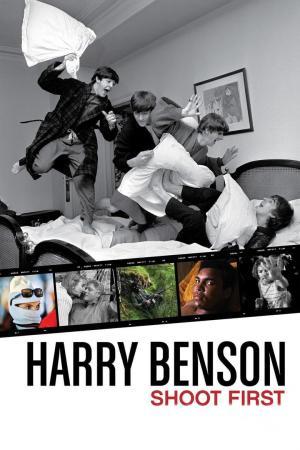 affiche Harry Benson : Shoot First