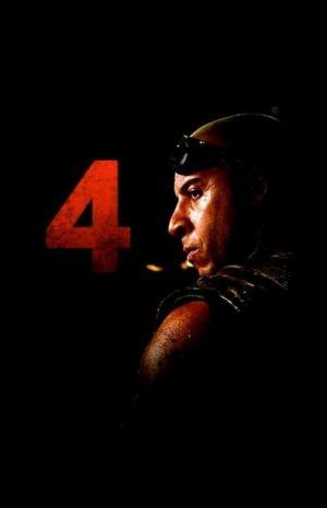 affiche Riddick 4: Furya