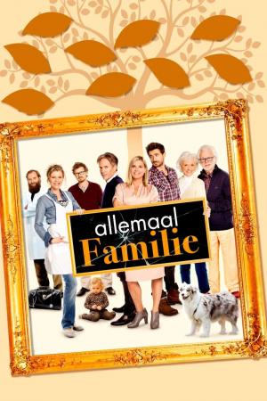 affiche Allemaal Familie