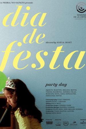 affiche Dia de festa