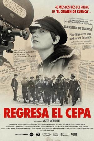 affiche Regresa el Cepa