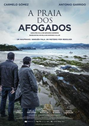 affiche A praia dos afogados