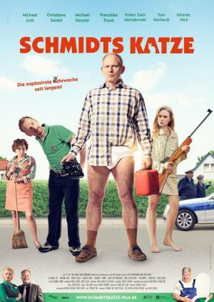 affiche Schmidts Katze