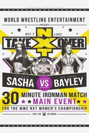 affiche NXT TakeOver: Respect