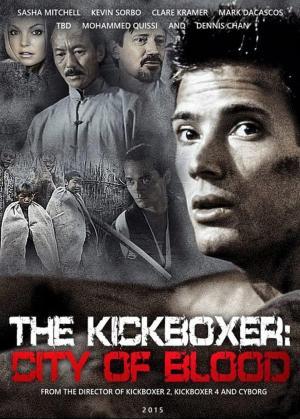 affiche The Kickboxer: Empire of the Dead