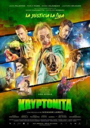 affiche Kryptonita