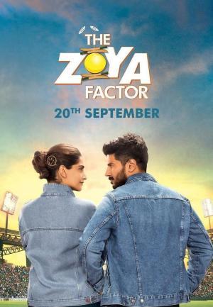 affiche The Zoya Factor