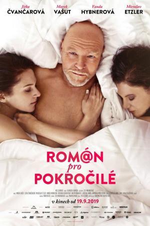 affiche Román pro pokročilé