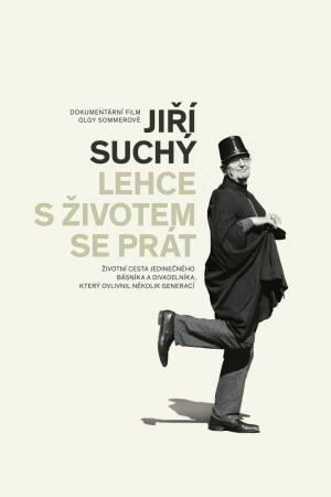 affiche Jiří Suchý – Lehce s životem se prát