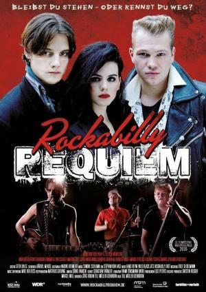 affiche Rockabilly Requiem