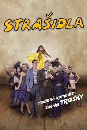 affiche Strašidla