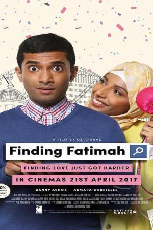 affiche Finding Fatimah