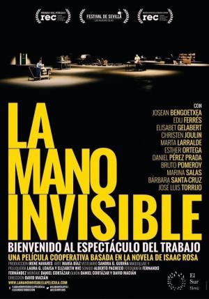 affiche La mano invisible