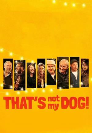 affiche That's Not My Dog!