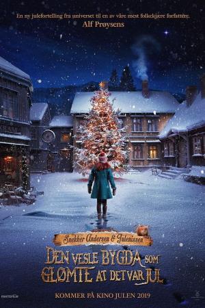 affiche Le Mystère de Noël