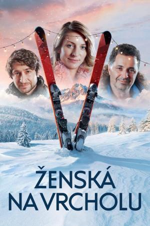 affiche Ženská na vrcholu