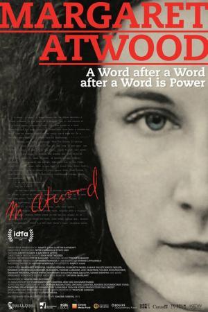 affiche Margaret Atwood : de la force des mots