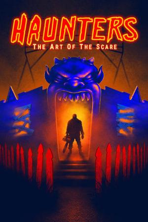 affiche Haunters: The Art of the Scare