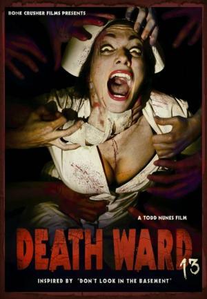 affiche Death Ward 13