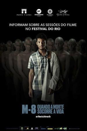 affiche M-8: Quando a Morte Socorre a Vida